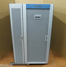 Sun SPARC Fujitsu M8000 Enterprise Server 16x 2,52 ghz SPARC64 VII (64 Core) 256 Gb