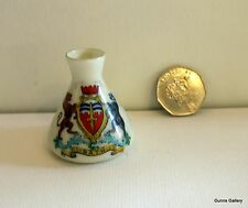 Arcadian Crested China Coat of Arms Bath Somerset