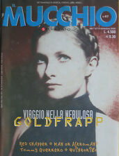 MUCCHIO 417 2000 Goldfrapp Red Snapper Tommy Guerrero Man Or Astroman Quintorigo