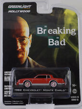 Movie Breaking Bad 1982 Chevrolet Monte Carlo 1:64 Greenlight