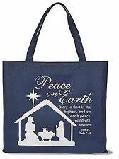 Peace on Earth Tote Bag Tote Bag (TC306)