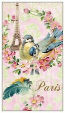 Earring Display / Hair Clip Display Cards Love Birds in Paris / Gift Card     50