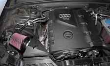 K&N Typhoon Air Intake System 09-13 Audi A4 2.0L L4 Turbocharged +13HP!!