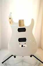 #4244 Jackson Adrian Smith SDX Electric Guitar Body Parts Project Husk DIY U-fix