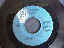 SOUL GROUP 45: SHIRELLES Call Me/There's a Storm Going On In My Heart MERCURY