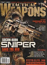 Harris Outdoor Group #120 TACTICAL WEAPONS September 2012 SAKO TRG M10 SEE PICS