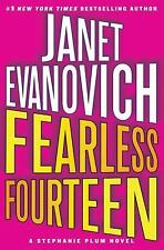 FEARLESS FOURTEEN 14 by Janet Evanovich (2008, Hardcover, Stephanie Plum Novels)