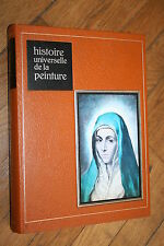 HISTOIRE UNIVERSELLE DE LA PEINTURE TRESORS DES MUSEES FRANCAIS éd FAMOT 1979