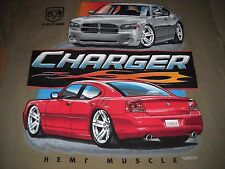 Dodge Hemi Charger T-Shirt Large  NEW w/ Tags