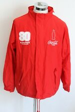 COCA COLA L giubbotto giubbino jacket coat E2674