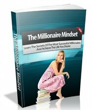 The Millionaire Mindset + 10 Free eBooks With Resell rights ( PDF format )
