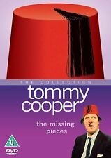 Tommy Cooper - The Missing Pieces (DVD) ( The Collection ) (Brand New & Sealed )