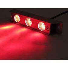 Sublight LED Unterwasser-Lampen / Leuchten für Boote - Rot