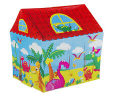 ANIMAL PRINT DESIGN KIDS GARDEN PLAY HOUSE DEN GARDEN FUN SUMMER COLOURS FUNGAME