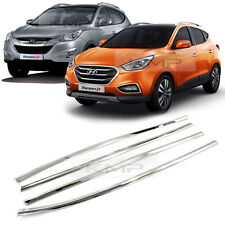 Chrome Window Under Line Sill Molding k034 for HYUNDAI 2010 - 2015 Tucson / IX35
