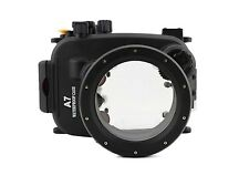 UK Store! CameraPlus® 40M Waterproof Diving Housing for Sony A7