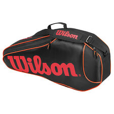 Wilson Burn Team Triple - 3 Racket Tennis Bag
