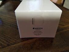 New Sealed Apple Watch Series 2 42mm Silver Aluminum White Sport MNPJ2LL/A