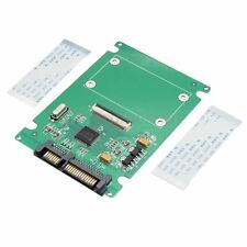 1.8'' CE ZIF/LIF HDD Hard Disk Drive To 7+15 Pin SATA Adapter Converter Card New