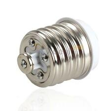 XD#3 E40 to E27 Base LED Halogen Light Base Lamp Bulbs Socket Adapter Converter