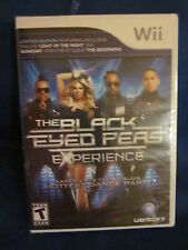 Wii The Black Eyed Peas Experience Video Game