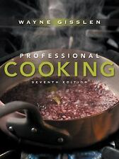 Professional Cooking College Version Gisslen  WITH  REGISTRATION CARD