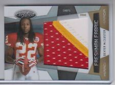 2010 Certified Mirror Gold FF Patch 3 Color Dexter McCluster #280 25/25 NM Cond