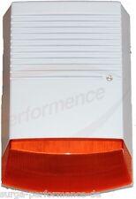 FAKE Alarm Anlage Attrappe Dummy Außen Sirene mit LED IP44 NEU OVP Top Preis