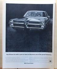 1967 magazine ad for Pontiac - Catalina photo, resale value phenomenally high