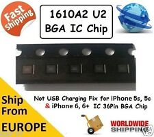 Not USB Charging Fix for Iphone 5s 5c 6 6+ IC 36Pin BGA Chip 1610A2 / A1 U2  NEW