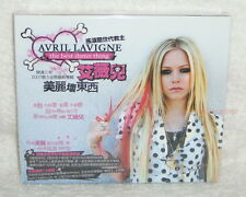 Avril Lavigne The Best Damn Thing Taiwan CD w/BOX