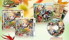 Etrian Mystery Dungeon [Collectible Box] with Soundtrack & Visual Book (3DS)