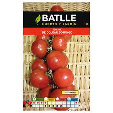 Semillas hortícolas de Batlle - Tomate de colgar sel. Domingo (175 Seeds)