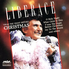 LIBERACE  *    'Twas The Night Before Christmas  *  NEW Sealed CD *