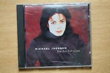 Michael Jackson ‎– You Are Not Alone - Electronic, Pop, 1995 (Box C96)
