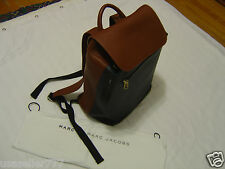 MARC by Marc Jacobs Cow Leather Backpack Bag #M0001020 Redwood BACK PACK