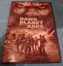 DAWN OF THE PLANET OF THE APES, DVD