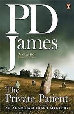 P D James The Private Patient Very Good Book