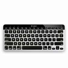 NEW LOGITECH K811 920-004161 WIRELESS BLUETOOTH EASY-SWITCH KEYBOARD FOR APPLE
