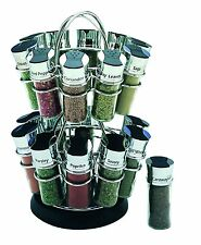 Olde Thompson  Flower 20 Jar Spice Rack