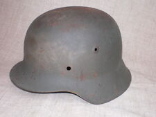 WWII German M42 Helmet. Shell Size 66.