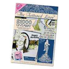 Tattered Lace Magazine Issue 26 Stephanie Weightman Free Glamour Puss Die