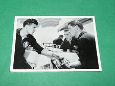 KOSMOS N°22 BRD RFA SCHÄFER ECKEL WALTER COUPE MONDE 1954 WM54 FOOTBALL PANINI