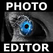 2016 Professional Photo Digital Picture Editor & Image Graphics Editing Software