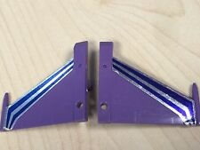 Transformers G1 Parts 1985 IGA SEEKER wing fin set SKYWARP (mexican)