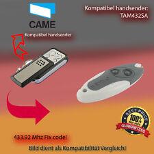 Handsender 433.92 MHz für CAME TAM432SA Handsender, Antriebe, Klone