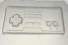 Flexible Resin Mold Retro Video Game 8 Bit Controller NES Player Mould