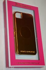 NEW! JUICY COUTURE Orange Ombre Metal iPhone 4/4s Case YTRUT147
