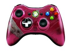 XBOX 360 MOD 13 MODE Rapid Fire Wireless Controller Tomb Raider + LEDs, Thumbs