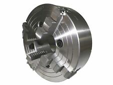 "10""  4 Jaw Independent Lathe Chuck (accuracy 0.002"") by Z LIVE CENTER"